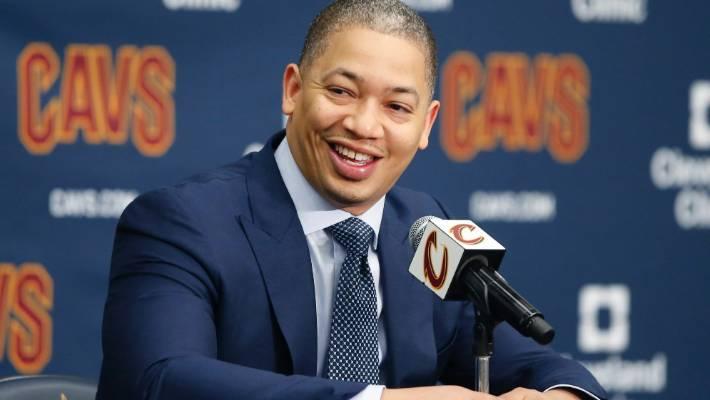 35885c7415e9 Cleveland Cavaliers fire coach Tyronn Lue after 0-6 start to NBA season