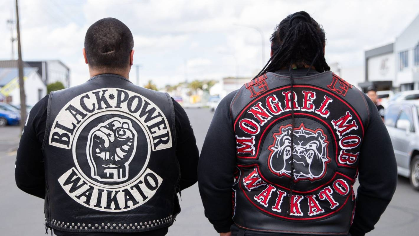 Mongrel Mob, Black Power should join forces to repel