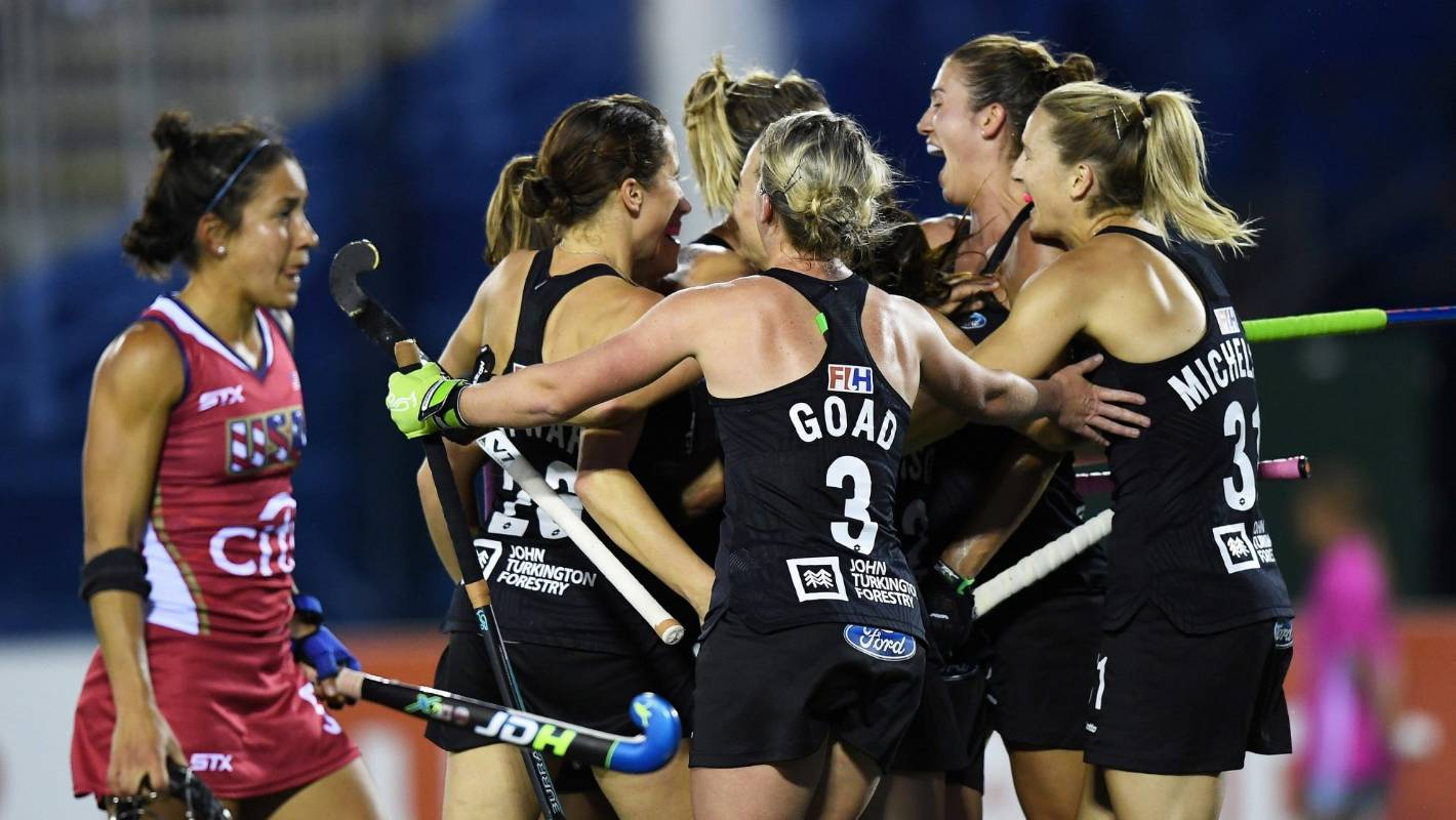 Spark hooks Black Sticks to add to sports line up