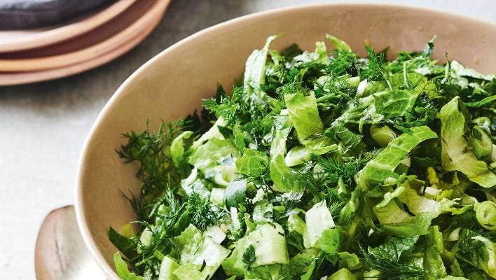 Greek Salad Recipe Nz