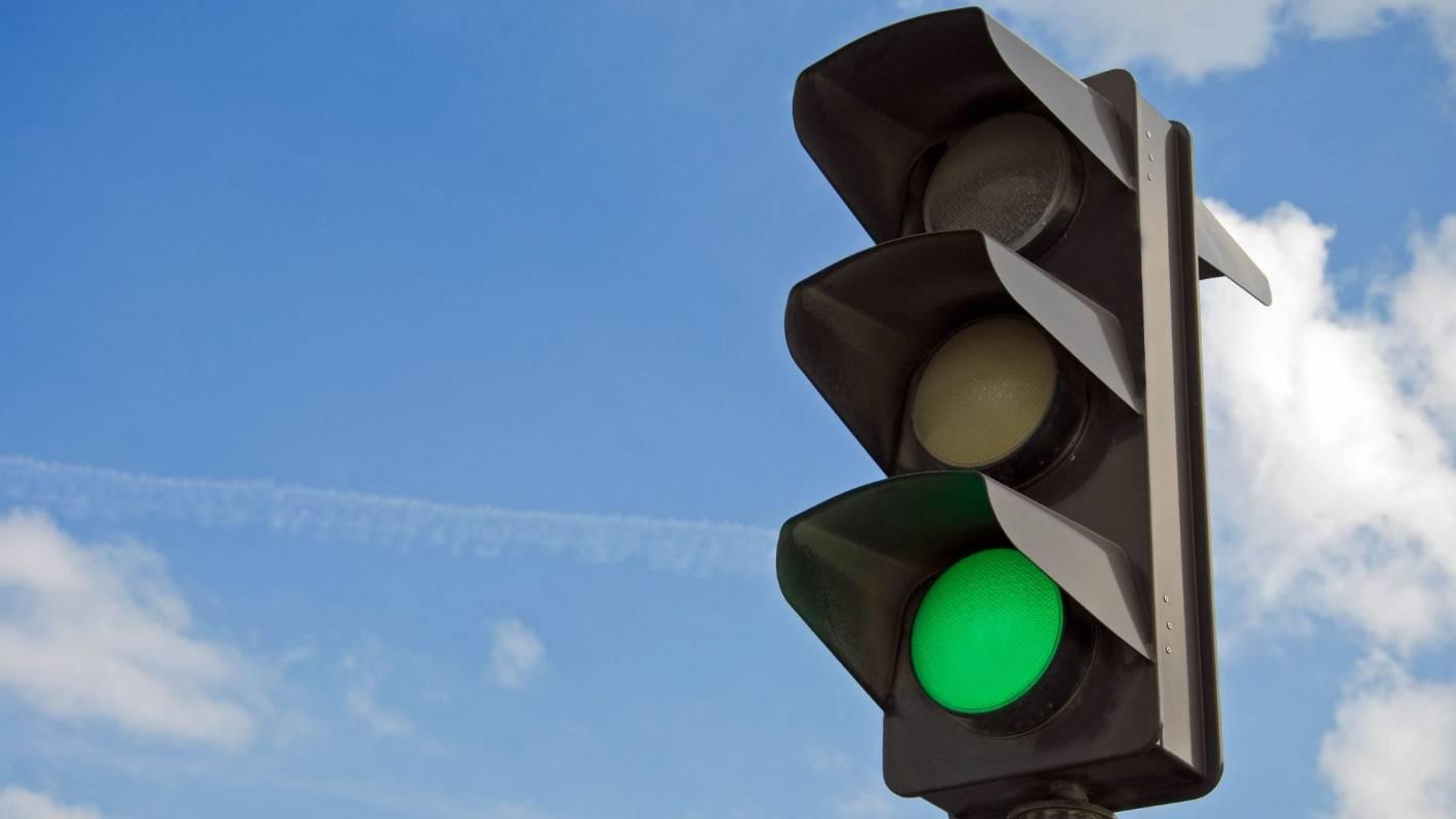 Why I get green light rage