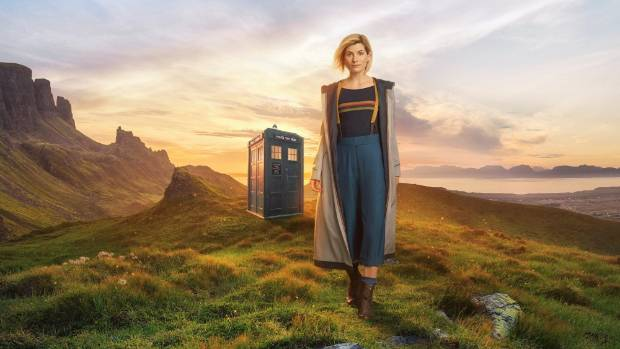 Doctor Who Season 11 First Look: The Doctor Realizes She's a Woman