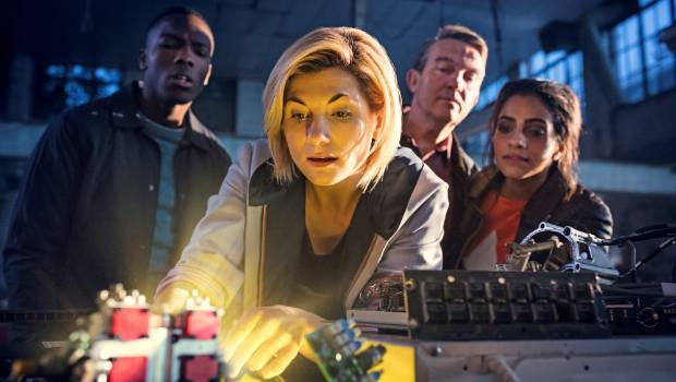 First woman Doctor Who wants to be a role model to all