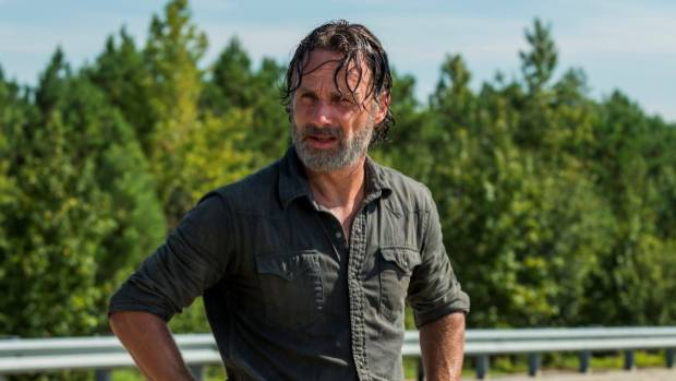 Andrew Lincoln Almost Left 'The Walking Dead' Last Season