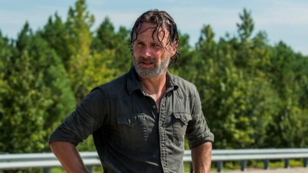 Andrew Lincoln Almost Left 'The Walking Dead' Last Season