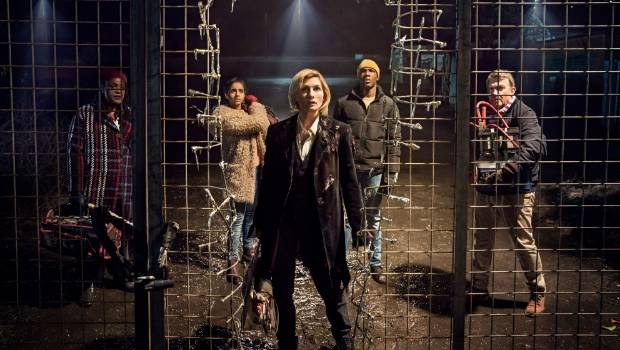 Five minutes into the new Doctor's first season and I've forgotten Jodie Whittaker hasn't been in the role for years already. She owns