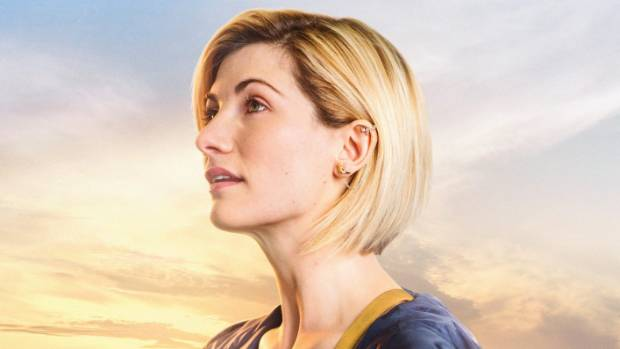Being the first woman Doctor Who hasn't broken glass ceiling, Whittaker says