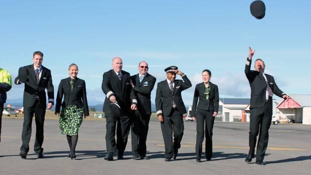 Air Nz Op Jacht Naar Nieuw Uniform Ontwerp Navva