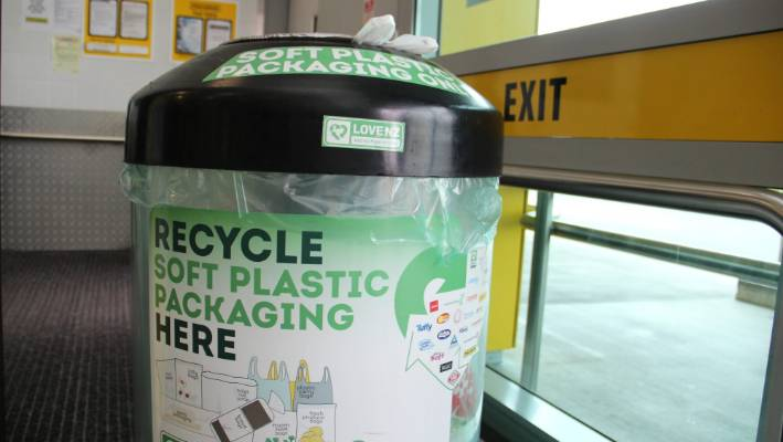 The soft plastic recycling scheme, run by the Packaging Forum, has been operating since 2015.