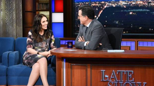 Fashion Diplomacy Jacinda Ardern S New York Wardrobe