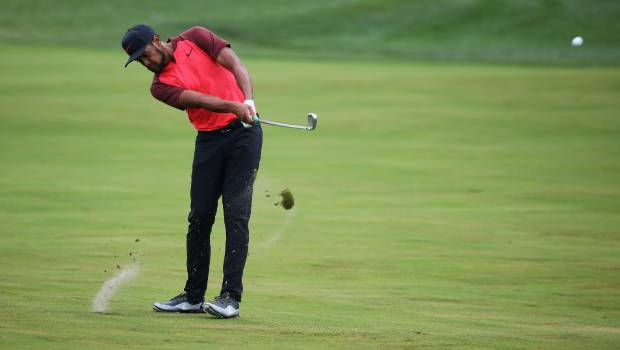 Europe lead 10-6 as Fleetwood, Molinari stay flawless  amid USA  fightback