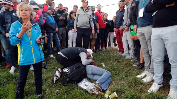 Superb Sergio Garcia repays Thomas Bjorn's faith at Ryder Cup