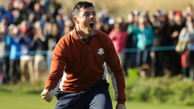 Ryder Cup spectator to sue after being blinded by golf ball