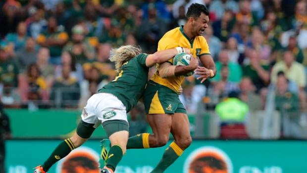 Kurtley Beale 'brain fade' costs woeful Wallabies dearly ...