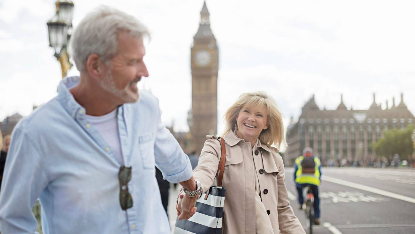 A baby boomer OE: My parents, 'The Great Untravelled'