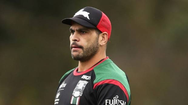 Greg Inglis arrested hours after being named Kangaroos captain
