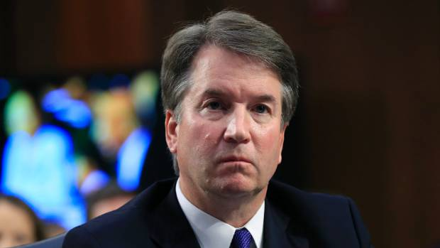 Kavanaugh confirmed by Senate as Supreme Court justice