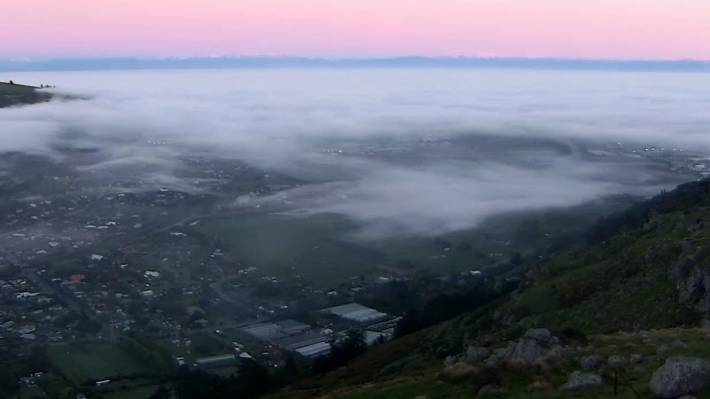 Heavy morning fog causes widespread delays at Christchurch Airport