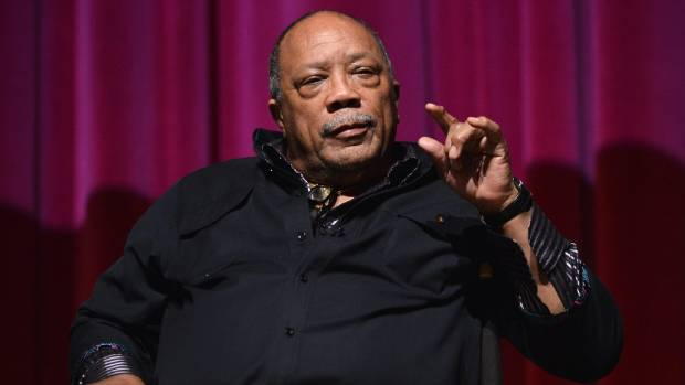 Quincy Jones didn't see the documentary until it was finished, giving the film crew unfettered access.