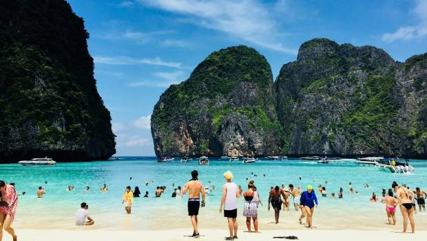 Tour firms up in arms over Maya Bay closure
