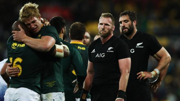 The Springboks will go all out against the All Blacks, vows Kolisi