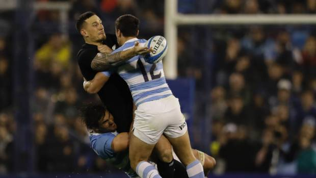 The Springboks are very aware of All Blacks midfielder Sonny Bill Williams&#x27 offloading ability