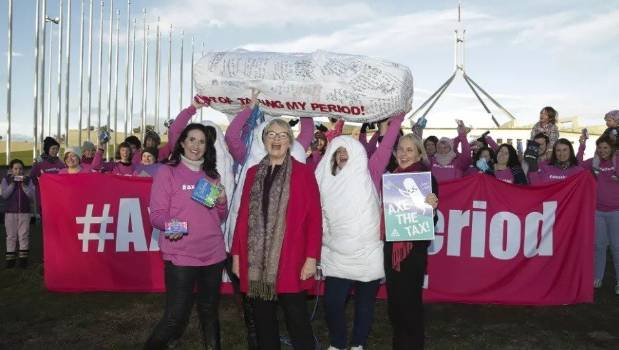 Tampon Tax To Be Scrapped After States And Territories Get On Board