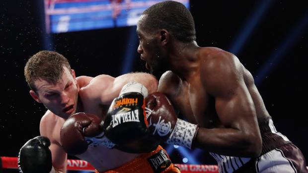 Jeff Horn confirms fight with Anthony Mundine