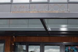 It's understood the offending relates to central city cafe and bar Mama Hooch on Colombo St, in central Christchurch.
