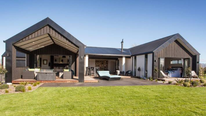 What are the hot home trends seen by judges in Master Builders