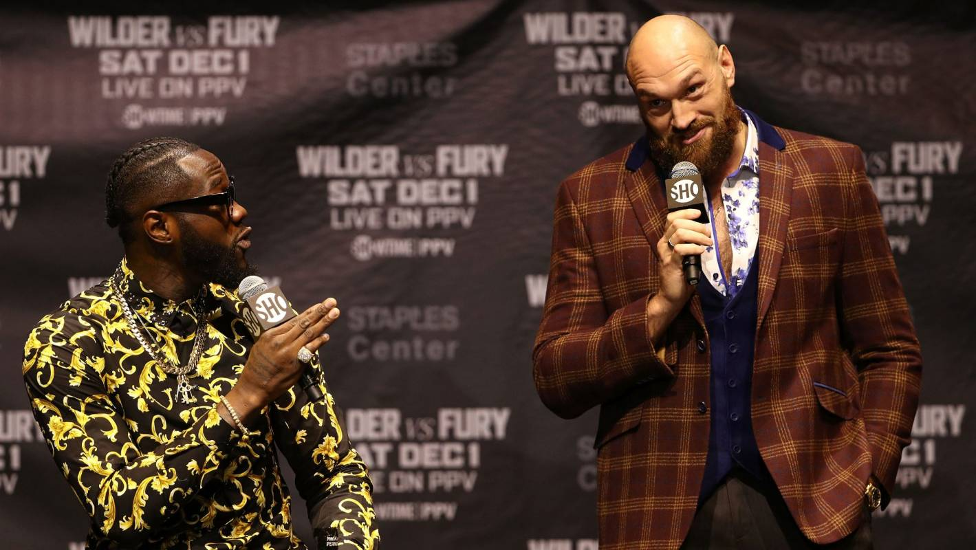 The secrets behind Tyson Fury's massive weight loss ...