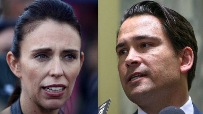 Will Jacinda Ardern be facing Simon Bridges in the 2020 election? Or someone else.