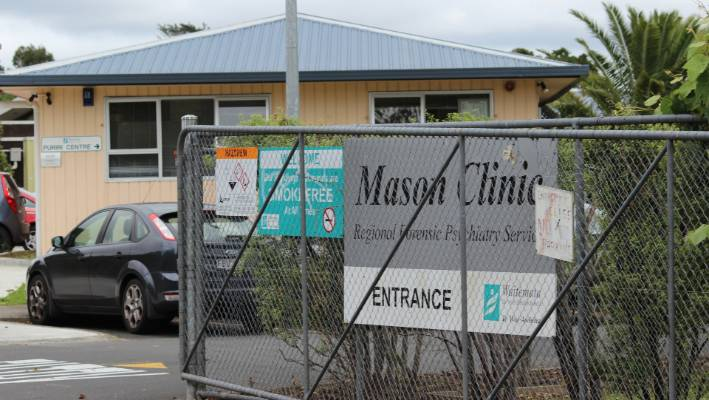 "Waitematā District Health Board chief executive Dale Bramley said the situation at Mason Clinic was ""severe and we request an urgent response""."