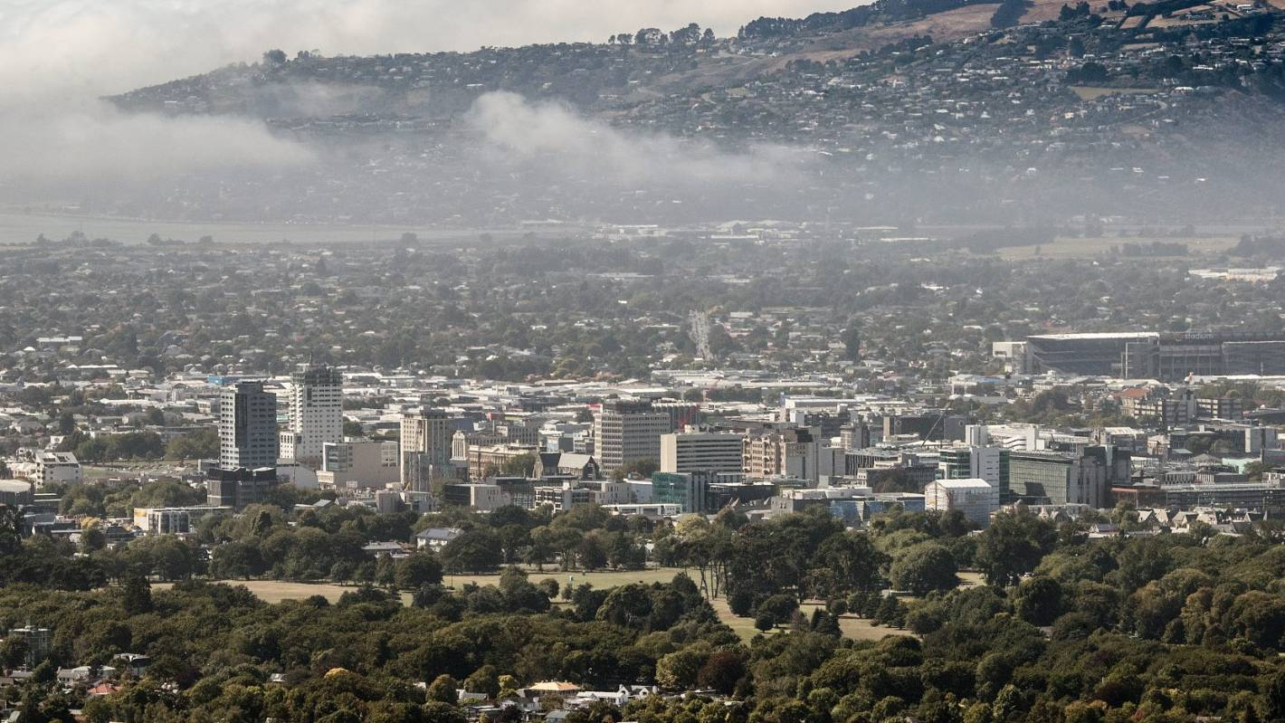 Shallow M3.5 earthquake rocks Christchurch overnight
