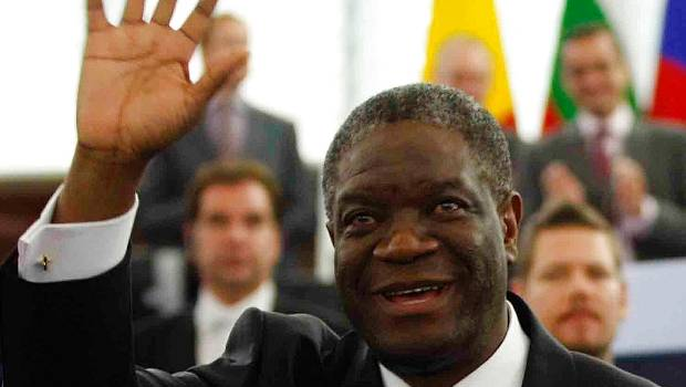 Nobel Peace Prize 2018 awarded to Denis Mukwege and Nadia Murad