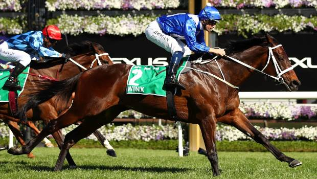Winx wins 28th race on the trot
