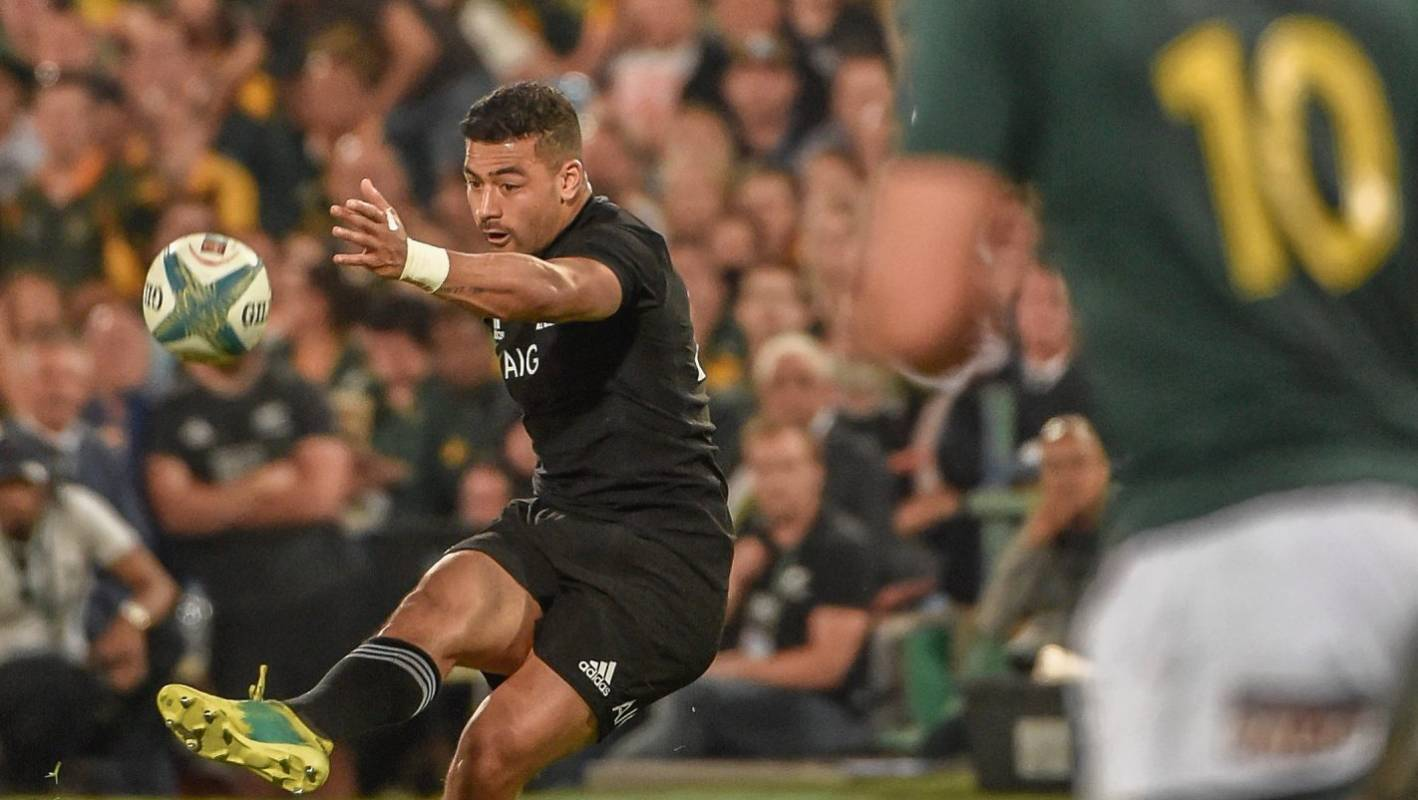 Richie Mo'unga and Ardie Savea reflect on etching their ...