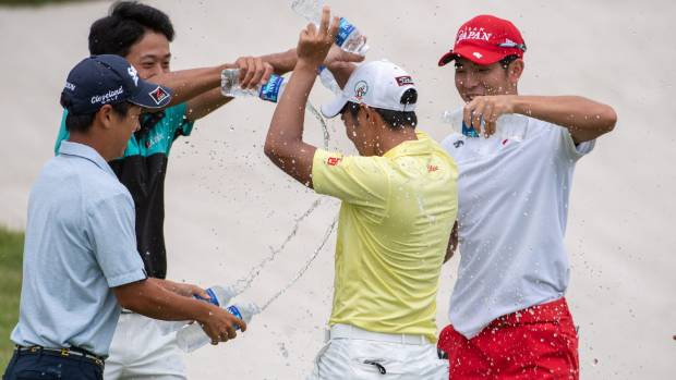 Australian Hopes Dashed At Asia Pacific Amateur Championship