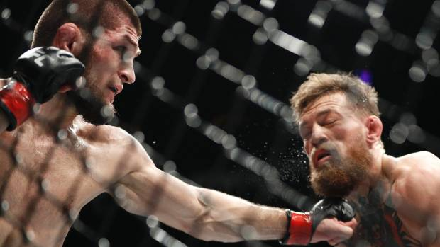 Conor McGregor Posted Photo Revealing Damage Done To His Face By Khabib