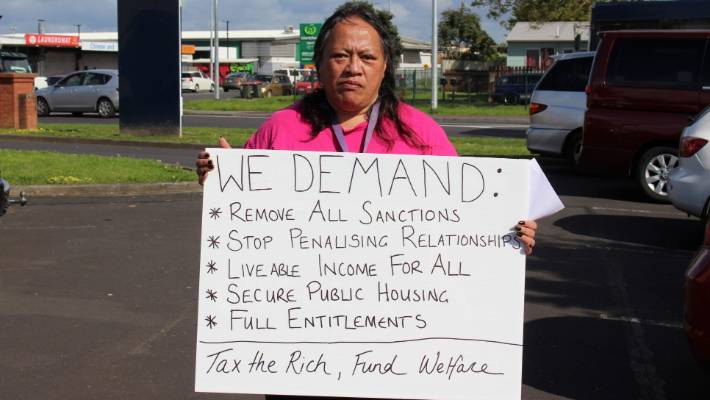 In October 2018, South Auckland woman Kathleen Paraha was among the dozens of people who voiced their opinion at the Government's Welfare Expert Advisory Group public consultation in Māngere.