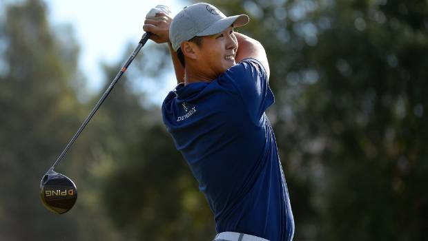 Korean rookie finishes 1 shot out of playoff in PGA Tour debut