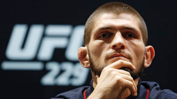Khabib Nurmagomedov's Dad Criticises His Son After Post Fight Antics