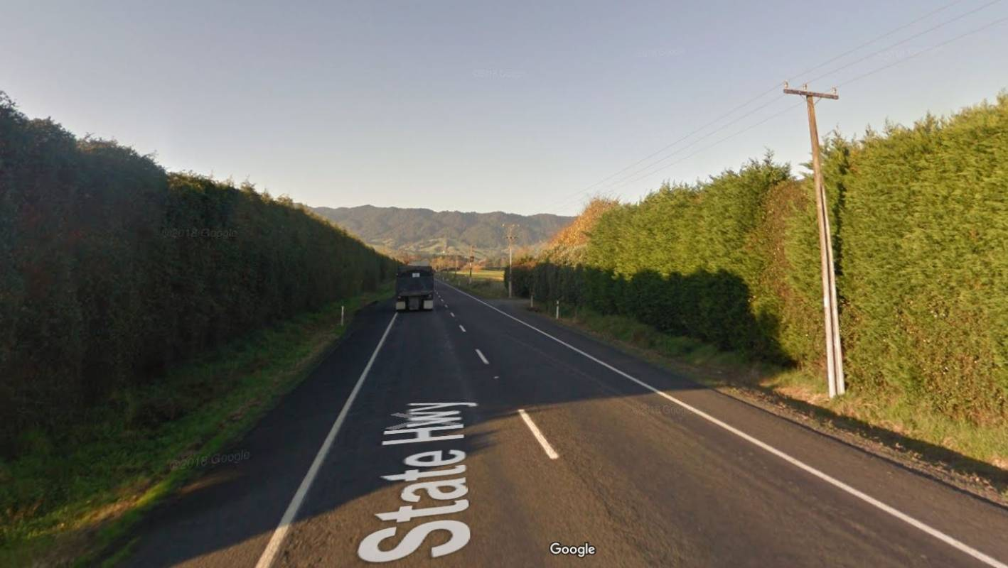 One seriously hurt in crash at Te Poi, Waikato