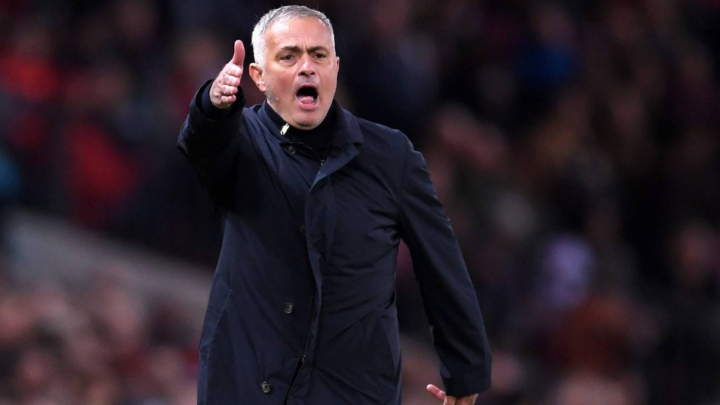 FA to investigate allegations Jose Mourinho swore in Portuguese