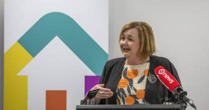 Greater Christchurch Regeneration Minister Megan Woods said the response to the service in its first week shows there is ...
