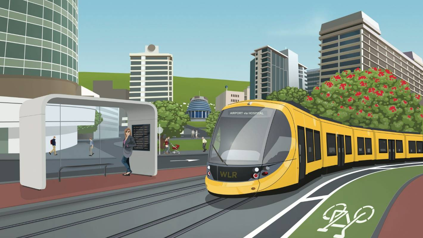 What Is Light Rail And How Would It Work In Wellington