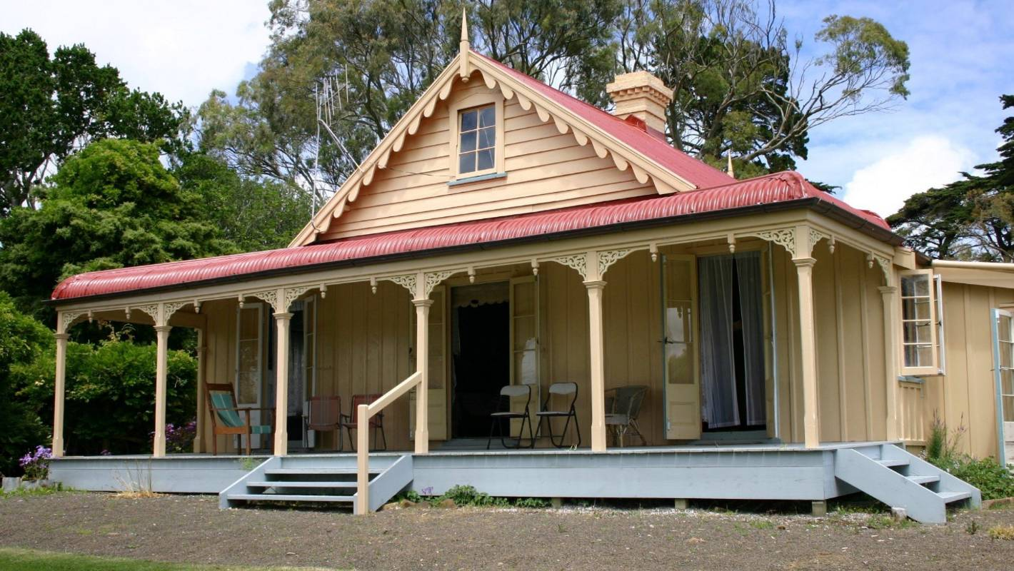 Ruatuna The Home And Birthplace Of Pm Gordon Coates Needs