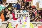 Teachers continue to mull further industrial action as the Government promises to bring in foreigners to plug a shortage ...