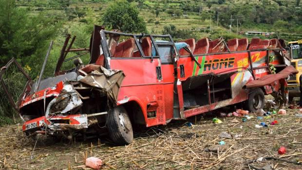 Image result for kenya bus accident