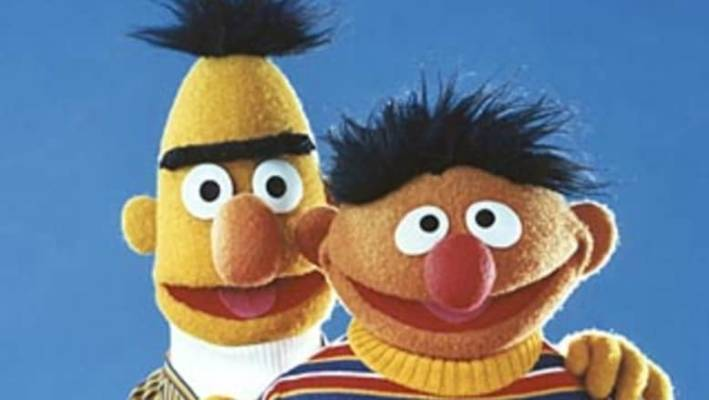 Bert and ernie homosexual discrimination